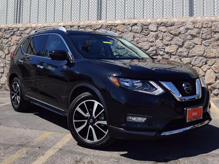 2020 Nissan Rogue SL El Paso TX