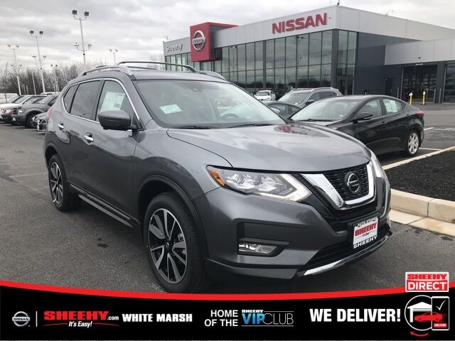 2020 Nissan Rogue SL White Marsh MD