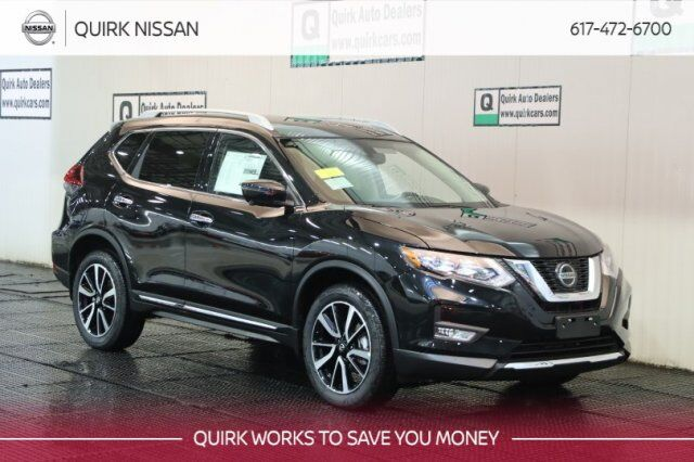 2020 Nissan Rogue SL Quincy MA