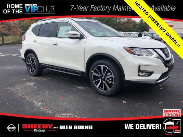 2020 Nissan Rogue SL Glen Burnie MD