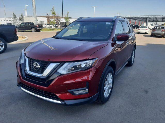 2020 Nissan Rogue SV | AWD | HTD SEATS | *NISSAN CERTIFIED* Calgary AB