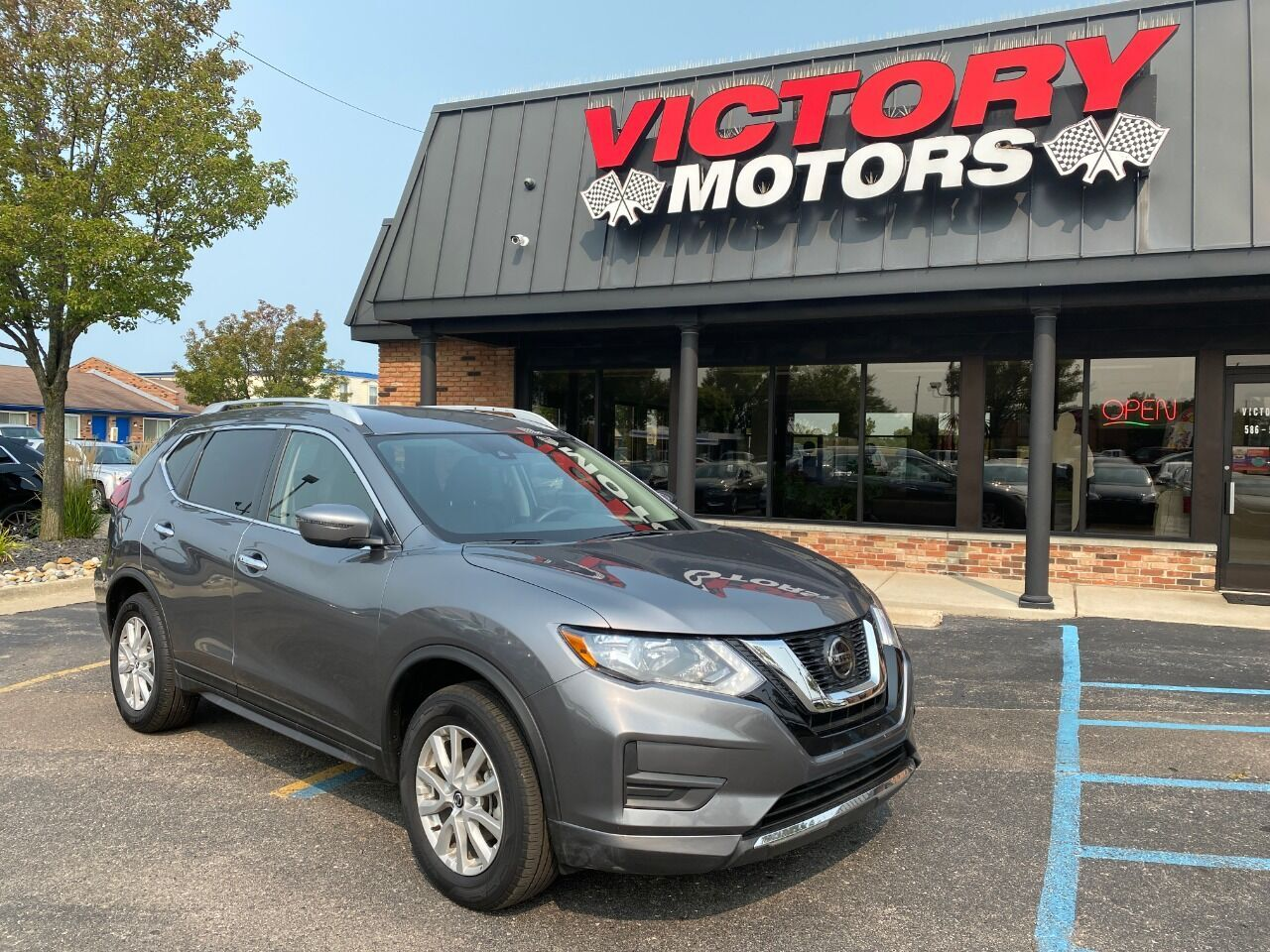 2020 Nissan Rogue SV AWD 4dr Crossover Chesterfield MI