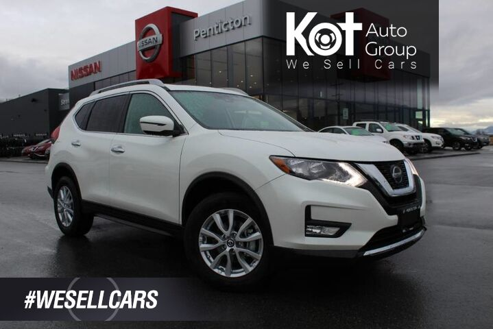 2020 Nissan Rogue SV DEMO CLEAROUT, Includes winter tire package Kelowna BC