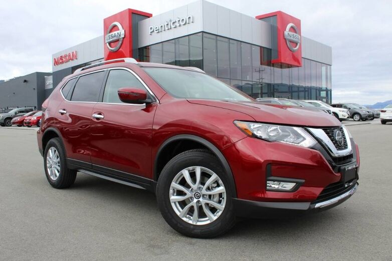 2020 Nissan Rogue SV, Moonroof Package Penticton BC
