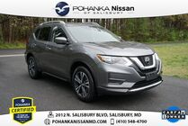 2020 Nissan Rogue SV Nissan Certified Pre-Owned