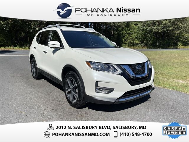 2020 Nissan Rogue SV Nissan Certified Pre-Owned Salisbury MD