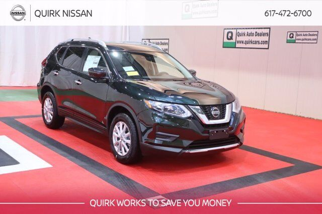 AT RECEIVING LOT AT RECEIVING LOT 2020 Nissan Rogue SV Quincy MA
