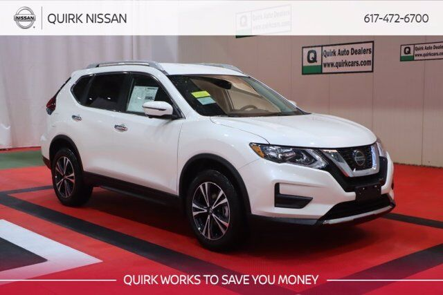 2020 Nissan Rogue SV Quincy MA