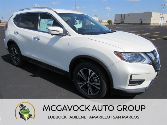 2020 Nissan Rogue SV Lubbock TX