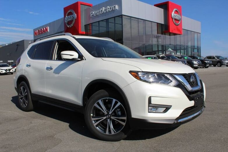 2020 Nissan Rogue SV, Tech Package Penticton BC