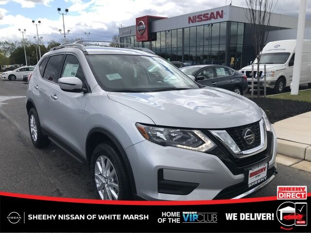 2020 Nissan Rogue SV White Marsh MD