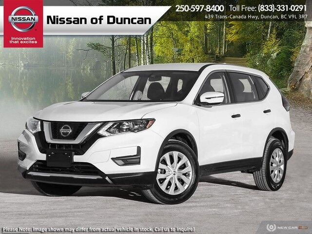 2020 Nissan Rogue Special Edition Duncan BC