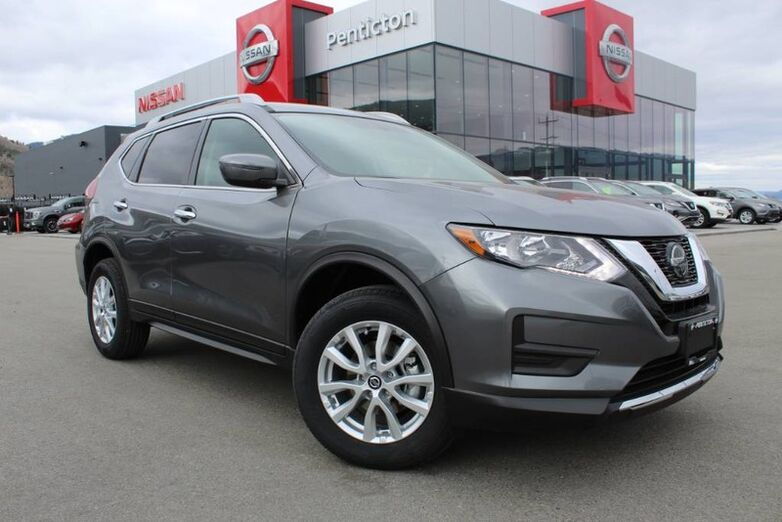 2020 Nissan Rogue Special Edition Penticton BC