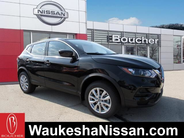 2020 Nissan Rogue Sport S Appearance Package Waukesha WI