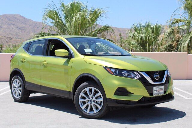 2020 Nissan Rogue Sport S Cathedral City CA