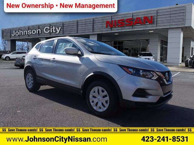 2020 Nissan Rogue Sport S Johnson City TN