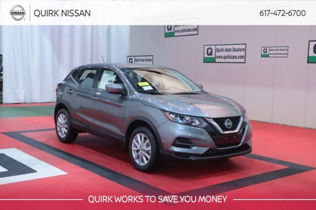 2020 Nissan Rogue Sport S Quincy MA