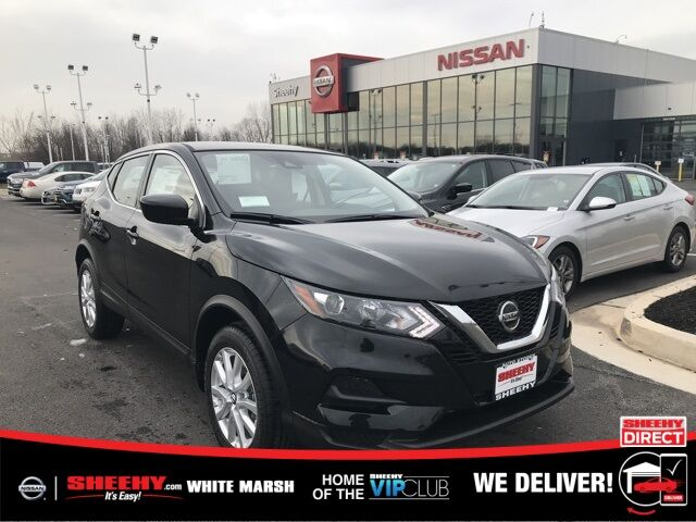 2020 Nissan Rogue Sport S White Marsh MD