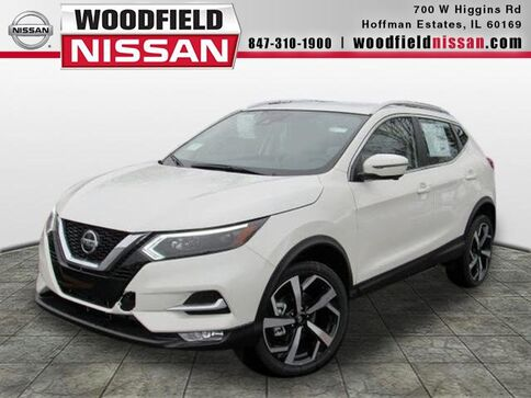 2020_Nissan_Rogue Sport_SL_ Hoffman Estates IL