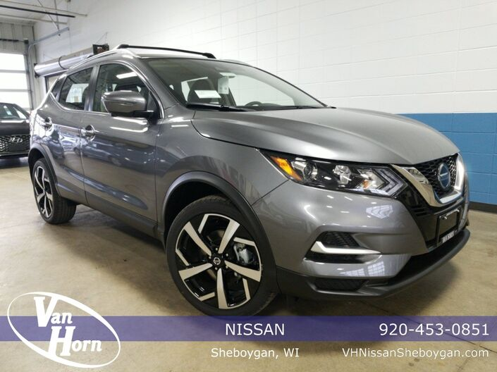 2020 Nissan Rogue Sport SL Plymouth WI