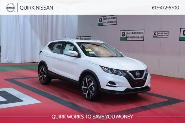 2020 Nissan Rogue Sport SL Quincy MA