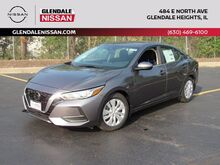 2020_Nissan_Sentra_S_ Glendale Heights IL