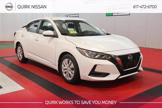 2020 Nissan Sentra S Quincy MA