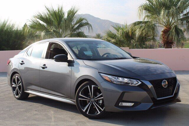 2020 Nissan Sentra SR Cathedral City CA