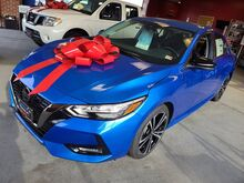 2020_Nissan_Sentra_SR_ Covington VA