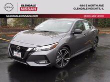 2020_Nissan_Sentra_SR_ Glendale Heights IL
