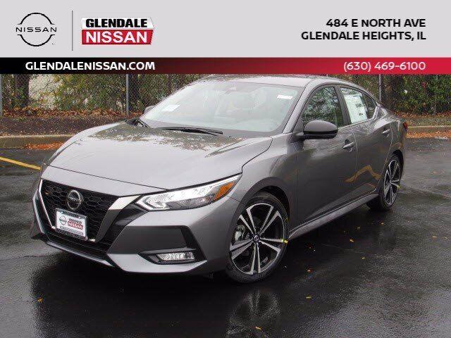 2020 Nissan Sentra SR Glendale Heights IL