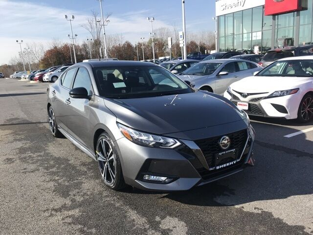 2020 Nissan Sentra SR White Marsh MD