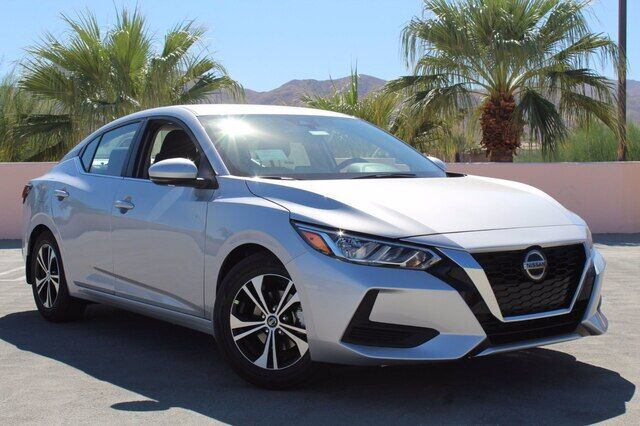 2020 Nissan Sentra SV Cathedral City CA