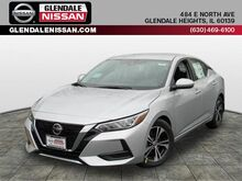 2020_Nissan_Sentra_SV_ Glendale Heights IL