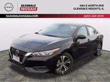 2020_Nissan_Sentra_SV_ Glendale Heights IL