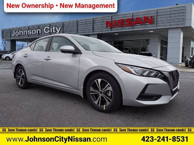 2020 Nissan Sentra SV Johnson City TN