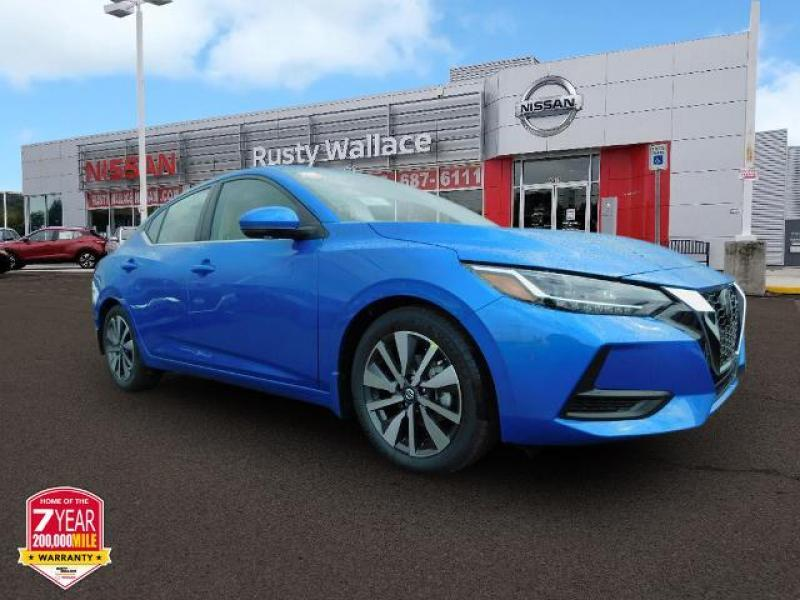 2020 Nissan Sentra SV Knoxville TN
