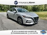 2020 Nissan Sentra SV Nissan Certified Pre-Owned