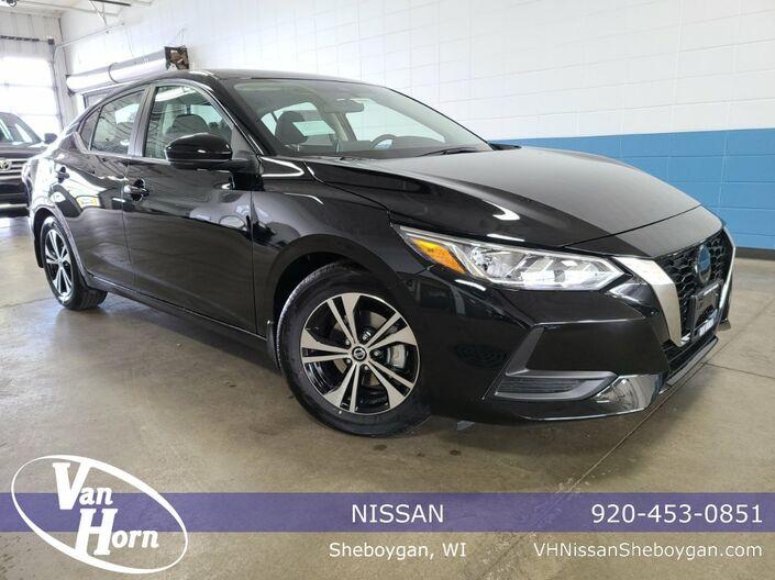 2020 Nissan Sentra SV Plymouth WI