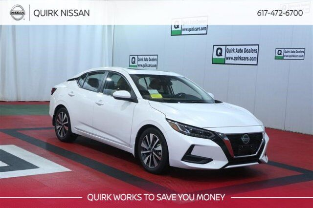 2020 Nissan Sentra SV Quincy MA