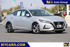 2020_Nissan_Sentra_SV_ Salinas CA