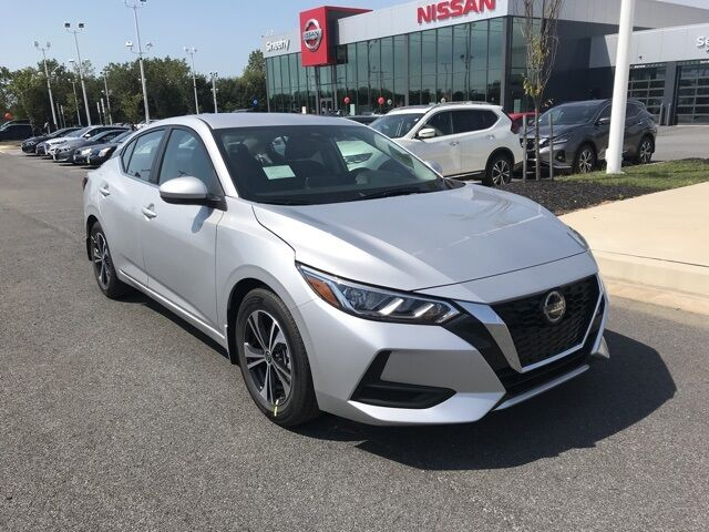 2020 Nissan Sentra SV White Marsh MD