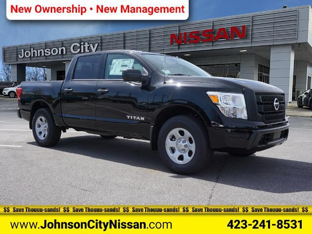2020 Nissan Titan S Johnson City TN