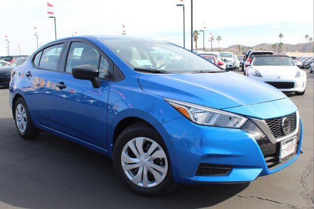 2020 Nissan Versa 1.6 S Cathedral City CA