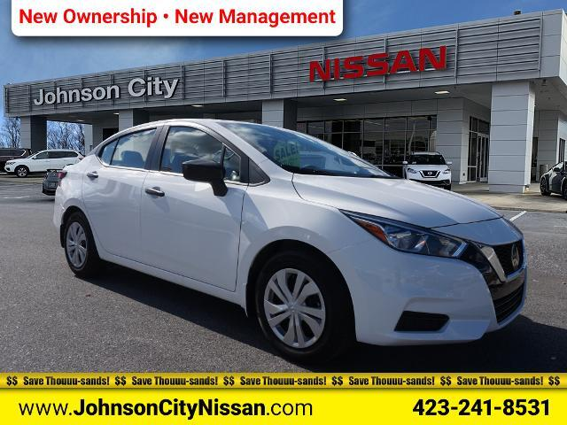 2020 Nissan Versa 1.6 S Johnson City TN