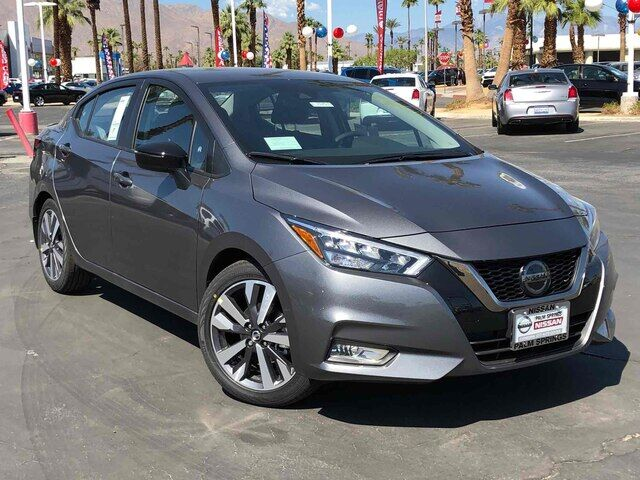 2020 Nissan Versa 1.6 SR Cathedral City CA