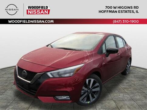 2020_Nissan_Versa_1.6 SR_ Hoffman Estates IL