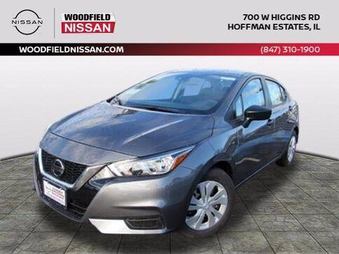 2020_Nissan_Versa_S_ Hoffman Estates IL