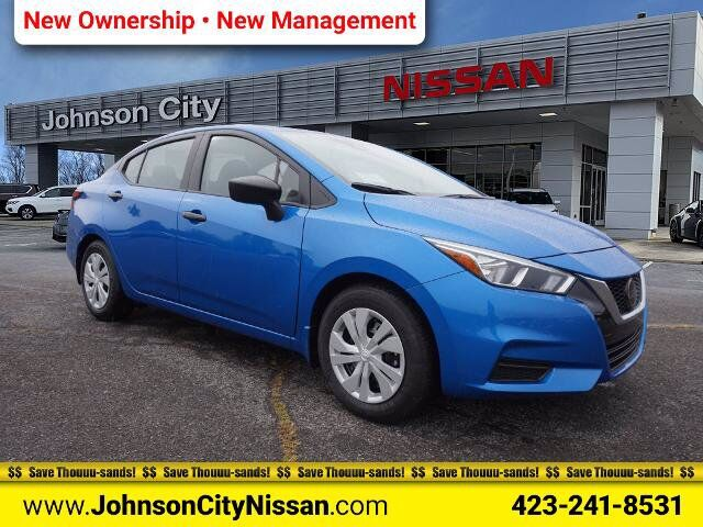 2020 Nissan Versa S Johnson City TN