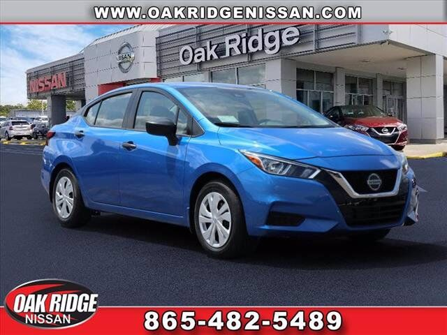 2020 Nissan Versa S Oak Ridge TN